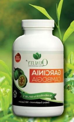Quality Encapsulations 100% GARCINIA CAMBOGIA Extract With H