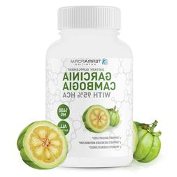100% Pure GARCINIA CAMBOGIA Extract – 95% Natural HCA 1400