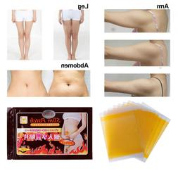 10Pcs/bag Quick effect Slimming Body Cream Weight lose Patch