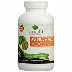 180 caps quality encapsulation garcinia cambogia extract