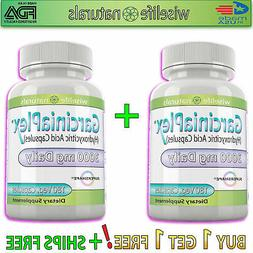 2of 3000mg GARCINIA CAMBOGIA HCA Extract Weight Loss Extreme