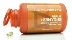Mt. Angel Vitamins - Super Enzymes +, Fat Digesting Enzymes