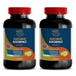 Appetite Control - GARCINIA CAMBOGIA - Control Your Weight -
