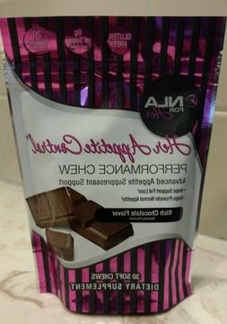 NLA FOR HER APPETITE CONTROL PEFORMANCE CHEWS 30 SOFT CHEWS