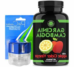 NEW Angry Supplement Apple Cider Vinegar Weight-Loss Supplem