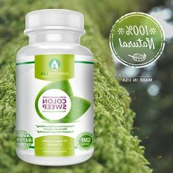 colon cleanse detox and weight loss supplement