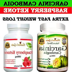 COMBO GARCINIA CAMBOGIA & RASPBERRY KETONES EXTRACT BY AFFOR