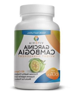 Vitovia Pure Garcinia Cambogia Extract Natural Weight Loss a
