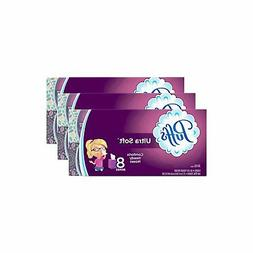 Puffs Ultra Soft Facial Tissues, 24 Cubes, 56 Tissues per Cu