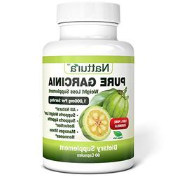 PURE GARCINIA - All Natural, 100% Pure Garcinia Cambogia For
