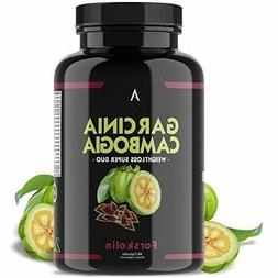 Angry Supplements Garcinia Cambogia with Forskolin Pill, Sup