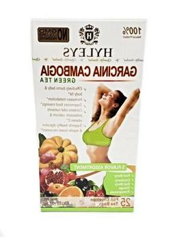 2 Pack HYLEYS Garcinia Cambogia 5 Flavor Assortment 50 Tea B