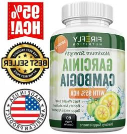FireFly GARCINIA CAMBOGIA 95% HCA 100% PURE 3000mg Weight Lo