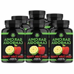 Angry Supplements Garcinia Cambogia with Apple Cider Vinegar