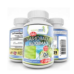 Garcinia Cambogia Advanced Formula with 1000mg of Pure All-N