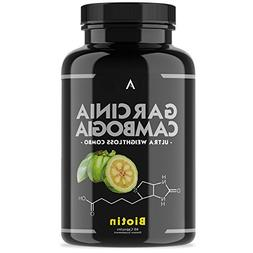 Angry Supplements Garcinia Cambogia Capsules for Weight Loss