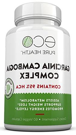 Garcinia Cambogia Complex with 95% HCA to Assist Metabolism,