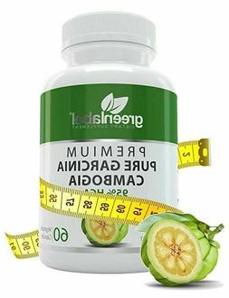 Garcinia Cambogia 100% Pure Extract + 95% HCA, Natural Fast