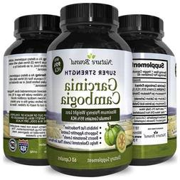 95% Garcinia Cambogia Extract a Pure HCA with Energy, Focus