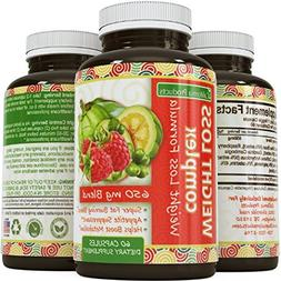 Bio Sense Garcinia Cambogia Extract Fast Acting Weight Loss