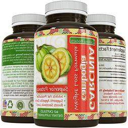 Natural 95% Pure Garcinia Cambogia Extract HCA – Energy We