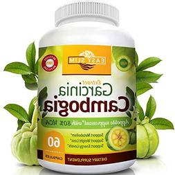 Pure Garcinia Cambogia Extract 80% HCA. Best Organic Supplem