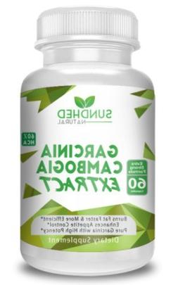 Sundhed Natural Garcinia Cambogia Extract  - Appetite Suppre