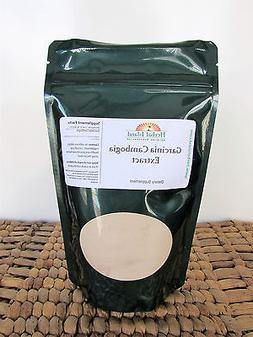 Garcinia Cambogia Extract Powder 60% Hydroxycitric Acid  1,
