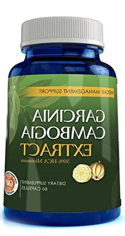 Totally Products Garcinia Cambogia 800mg HCA Natural Appetit
