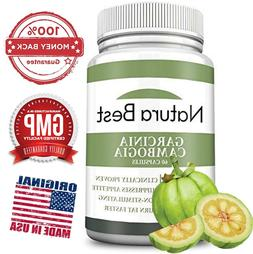 Naturabest Garcinia Cambogia Improved V-caps for Fast Releas