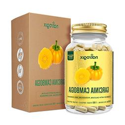 Natrogix 100% Pure Natural Garcinia Cambogia with 80% HCA  C