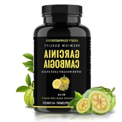 Angry Supplements Garcinia Cambogia Pills w. Green Coffee Be