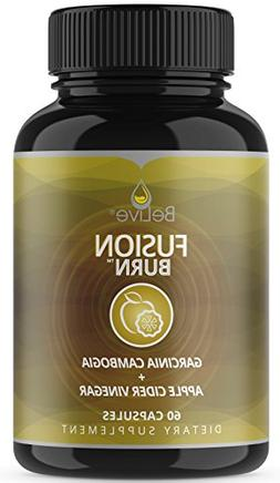 Garcinia Cambogia Pills with Apple Cider Vinegar for Women a