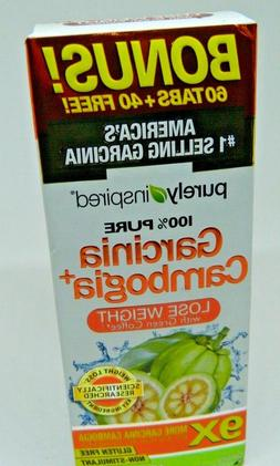 Purely Inspired 100% Pure Garcinia Cambogia Extract with HCA
