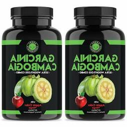 Garcinia Cambogia with Apple Cider Vinegar Pills for Weightl