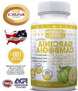 Pure 80-85% HCA Garcinia Cambogia Extract Diet Weight Loss S