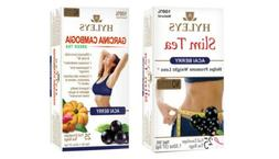 Hyleys Garcinia Cambogia Acai Berry  Weight Loss Slim Tea -