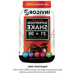 INVIGOR8 Superfood Shake Gluten-Free and Non GMO Meal Replac