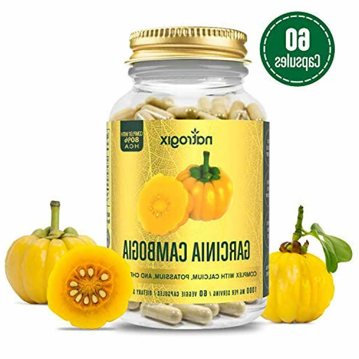 1000MG Serving Garcinia Complex Rapid Fat