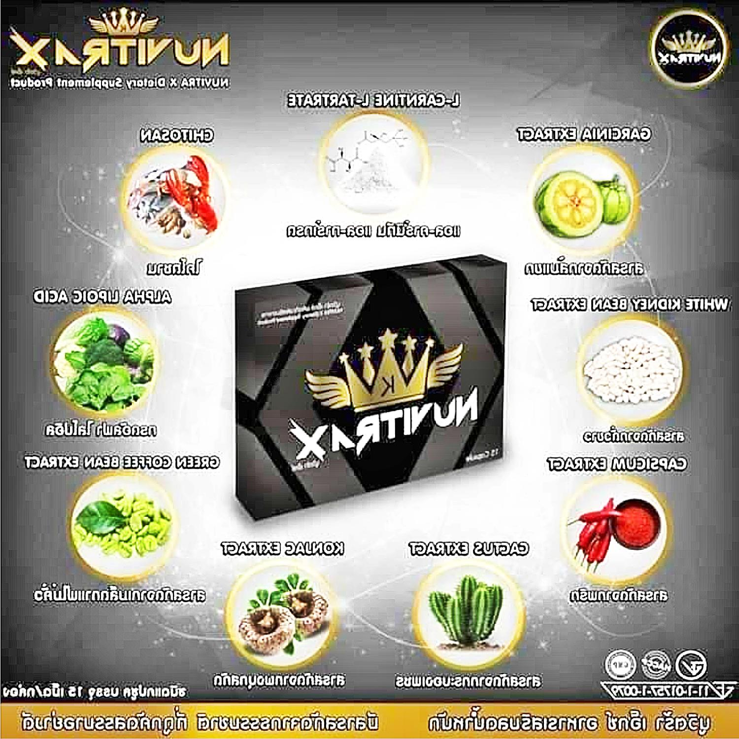 4x15 Loss Supplement Fat Burn Slim Skin