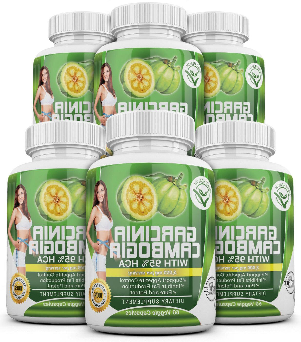 6 x bottles 360 capsules 3000mg daily