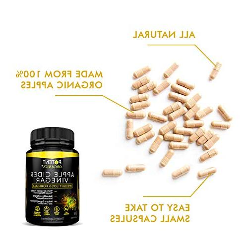 100% Vinegar 90 Weight Loss- Pure, Vegan and Non-GMO - Helps - Made in to Garcinia Your Kits &