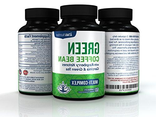 Premium Pure Blend Green Raspberry Complex, Cambogia, - Highest Recommended – Top Weight One Supplement