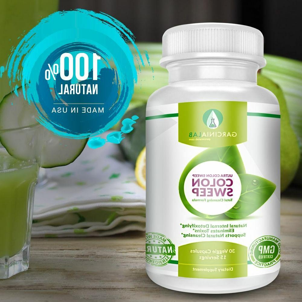 Colon Cleanse - Detox & Weight Loss - Belly