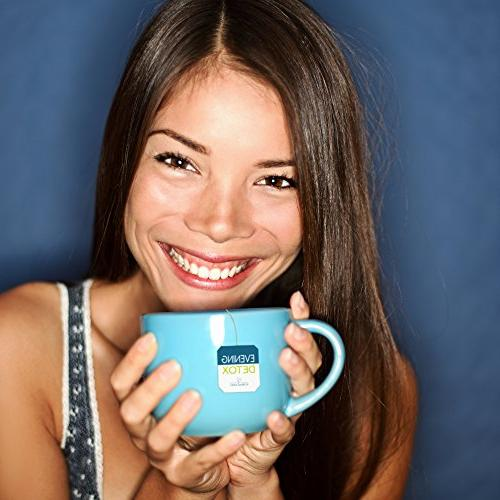 Foraging Tea 30 Day Night Teatox With Cambogia For Loss