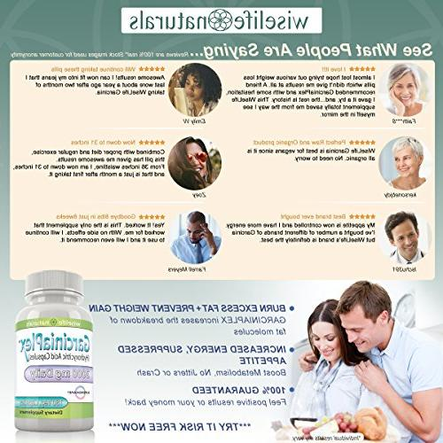 Best Burner, Control, Weight Loss Formula, Pure HCA, 1500 3000mg Best Diet Pill for and women over 40