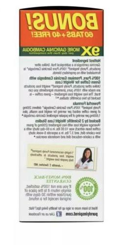 Garcinia Cambogia with HCA, Weight Loss, 100 CT