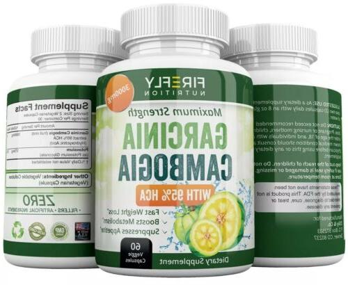 FireFly CAMBOGIA HCA Weight Loss Burner Diet