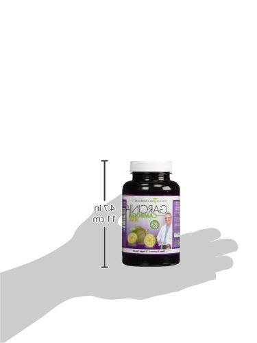 Garcinia Capsules-Pure Extract-Natural Dietary Loss-1000mg/serving Veggie Diet Pills-CERTIFIED AS 80% HCA -Appetite THE