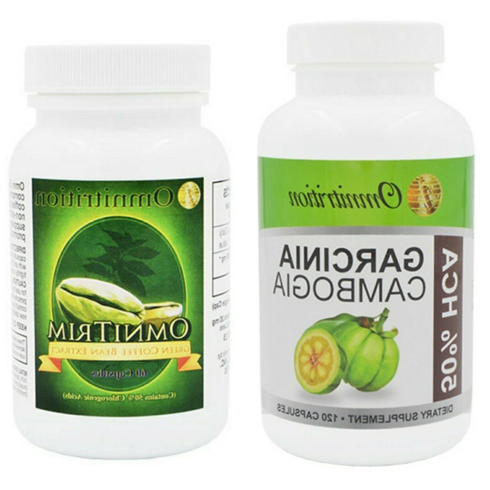 garcinia cambogia dietary supplement and green coffee